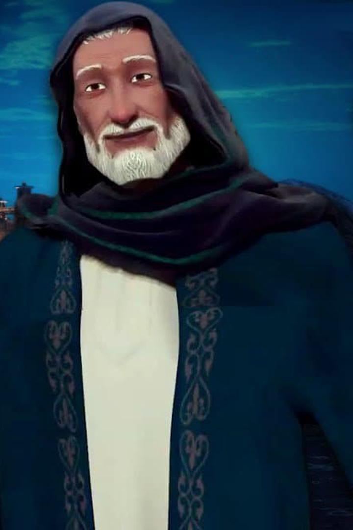 سليمان-الحكيم, ئەڵقە 14