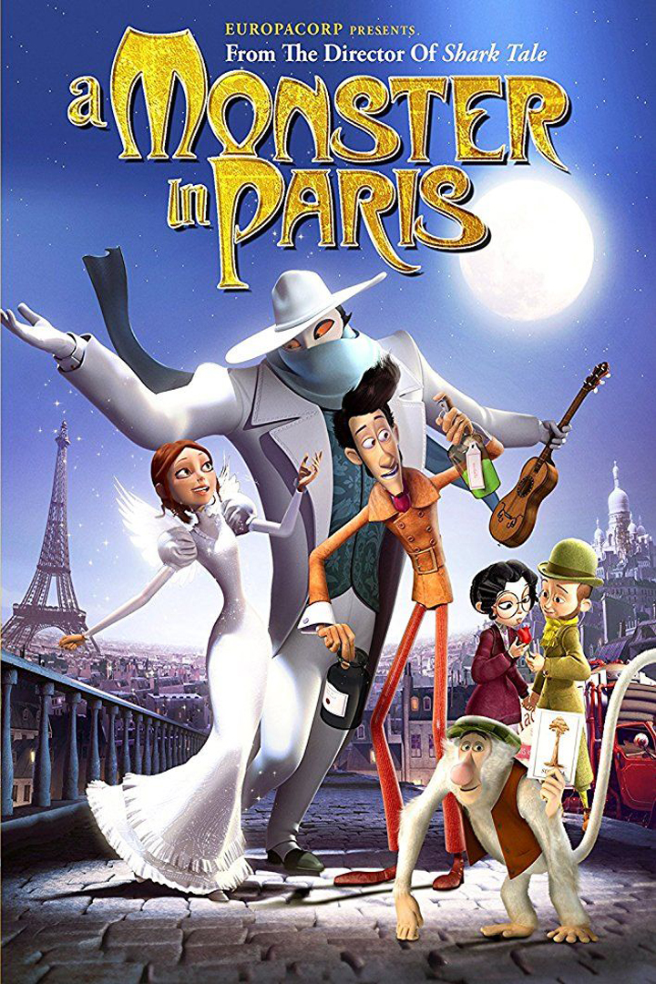 گەشتێك بۆ پاریس